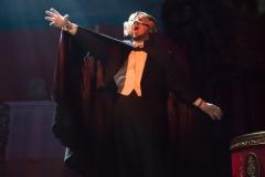 Steve McMahon as The Phantom